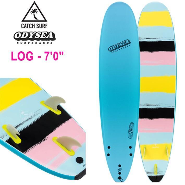 適切な価格 キャッチサーフ CATCH SURF / ODYSEA 2019NEW! ODYSEA LOG 7.0 - Blue / Stripes スポンジボード/ソフトボード/サーフボード 送料無料!, 12g un deux galerie 58c80db9