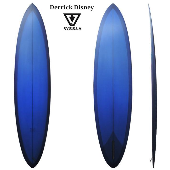 【在庫処分】 【SURFBOARDS BY DERRICK DERRICK DISNEY BY】デリック ディズニー シェイプミッドレングス 7 7, HOBBY SHOP SANDO:61528fdd --- airmodconsu.dominiotemporario.com