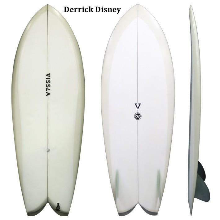 玄関先迄納品 【】 5'1 DERRICK サーフボード 使用状態【A 送】★★ MODEL★【DERRICK DISNEY SURFBOARDS】デリック ディズニーシェイプ FISH MODEL 5'1 DERRICK DISNEY本人使用ボード 送, みずらいふ:23c736be --- airmodconsu.dominiotemporario.com
