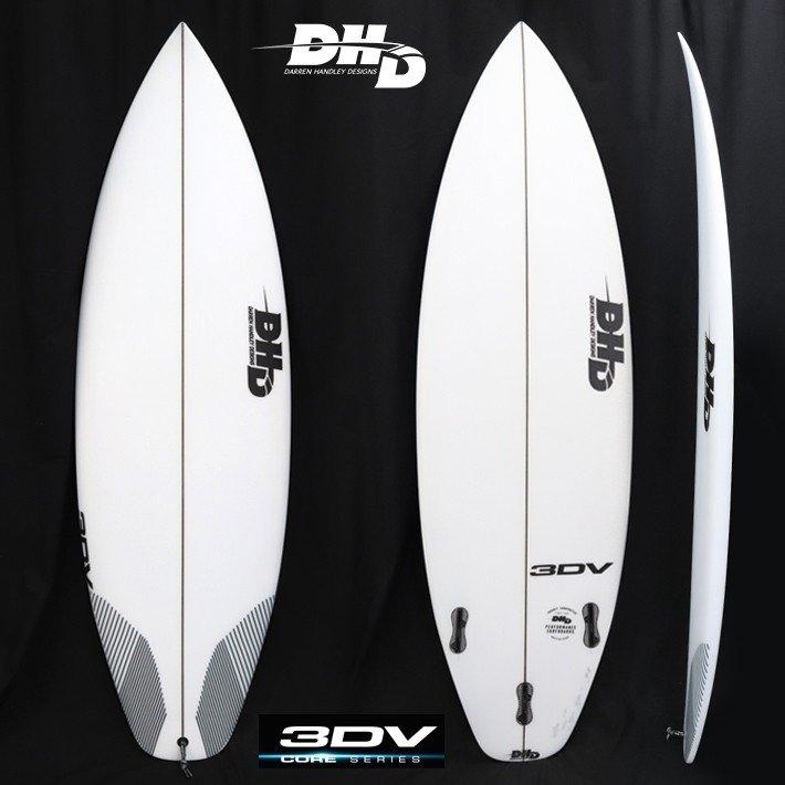 """安いそれに目立つ DHD SURFBOARDS DHD サーフボード 3DV 5'9"""" 28CL  FCS2 5FIN  2018New Model!, 淀川区 235d05c6"""