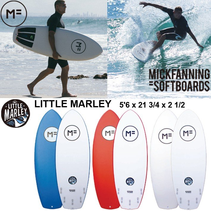 """完売 ソフトボード【 MF Softboards】ミック ファニング ソフトボード 2018NEW!【LITTLE MARLEY 5'6""""】スポンジボード/サーフィン/サーフボード MICK FANNINGの, 【公式ショップ】 2311dfe0"""