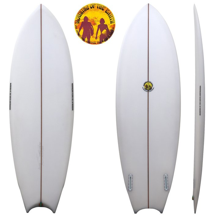 """MORNING OF THE EARTH SURFBOARDS モーニング・オブ・ジ・アース サーフボード   LBOH 5'5""""  送料無料! two-surf"""