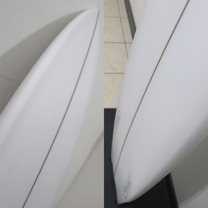 """MORNING OF THE EARTH SURFBOARDS モーニング・オブ・ジ・アース サーフボード   LBOH 5'5""""  送料無料! two-surf 03"""