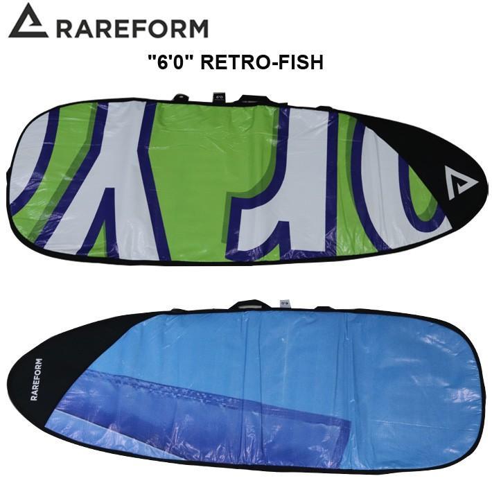 """豪華 RAREFORM レアフォーム SURFBOARD レアフォーム BAG RAREFORM """"6'0"""" RETRO-FISH サーフボードバッグ レトロ SURFBOARD/フィッシュ用ハードケース サーフボードケース/リサイクル/1点モノ, クーパー:87920d0f --- airmodconsu.dominiotemporario.com"""