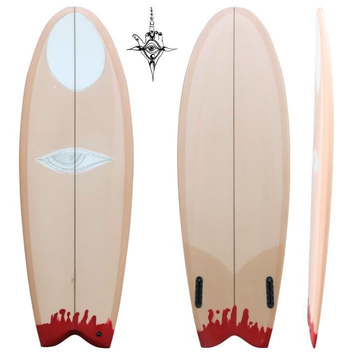 """手数料安い RYAN BURCH SURFBOARDS RYAN ライアンバーチ BURCH サーフボード FISH TOE FISH MODEL 5'3"""" SMALLWAVE 用 サンディエゴで最もアツい若手シェイパー入手困難 送料無料!, 結城郡:b56b8c9f --- airmodconsu.dominiotemporario.com"""