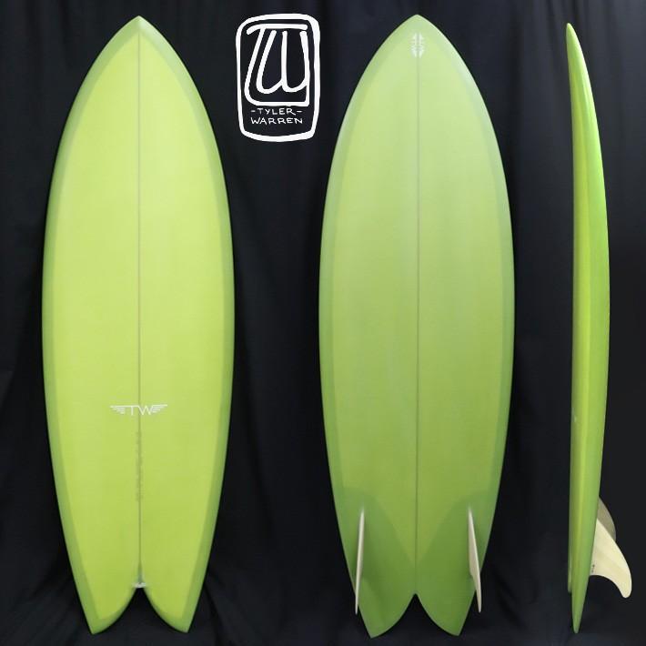 """【半額】 【TYLER WARREN SURFBOARDS】 タイラー・ウォーレン サーフボード Dream Fish 5'9"""" """"スピード・トリムを表現し尽くしたドリームボード"""" 送料無料!, まーぶるPC 5501b9bf"""