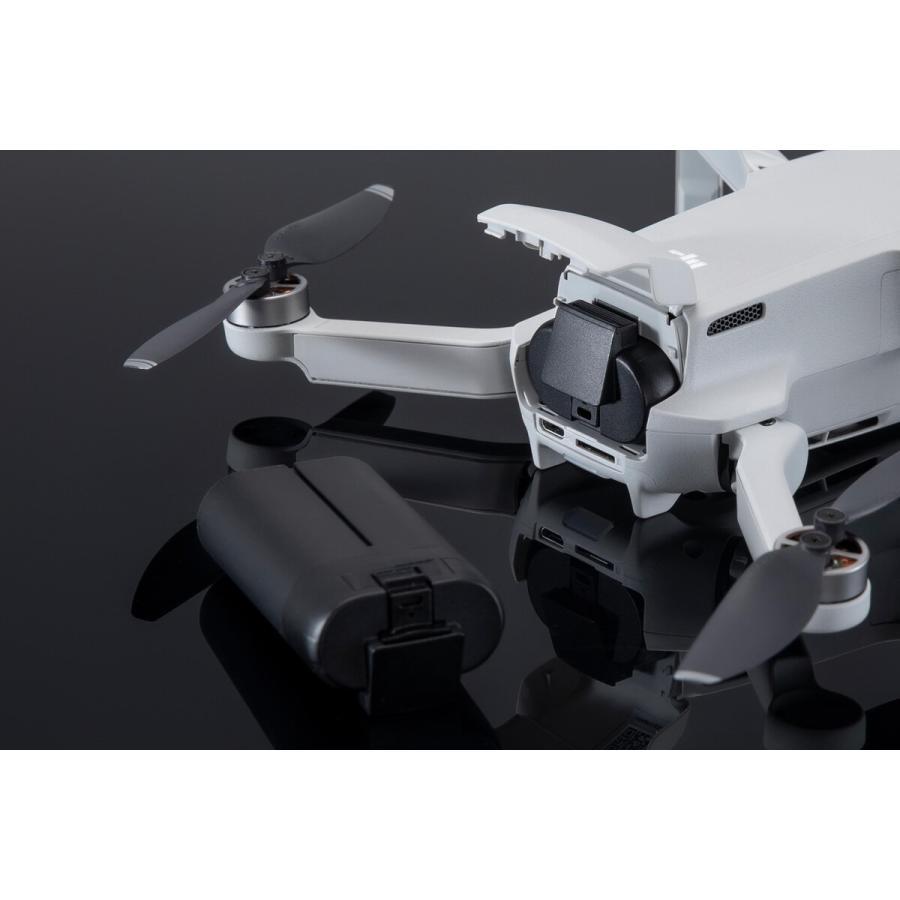 DJI Mavic Mini / DJI Mini2 対応 大容量2400mAhインテリジェントフライトバッテリー 最大30分の飛行が可能|typebluejp|03