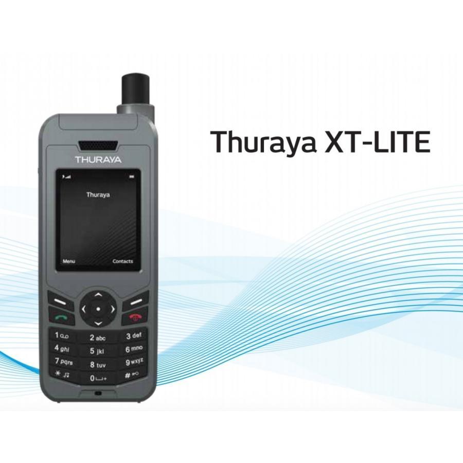 スラーヤThuraya XT LITE SIMフリー 衛星携帯電話 :thuraya-xt-lite ...