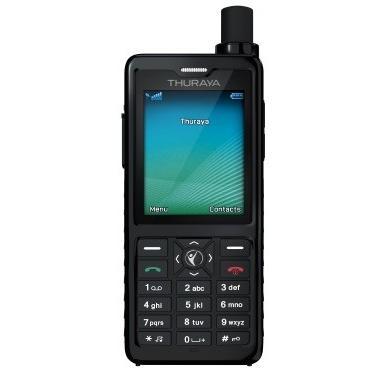 Thuraya(スラーヤ) XT Pro 衛星携帯電話 SIMフリー プリペイドSIM付 typebluejp