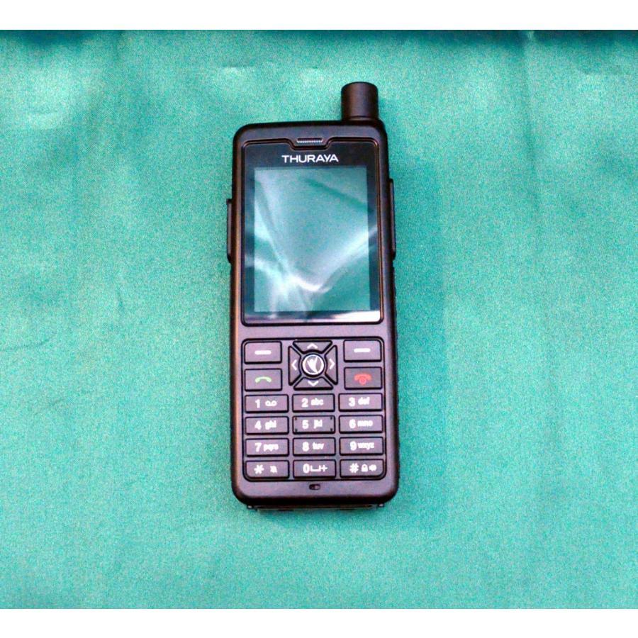 Thuraya(スラーヤ) XT Pro 衛星携帯電話 SIMフリー プリペイドSIM付 typebluejp 04