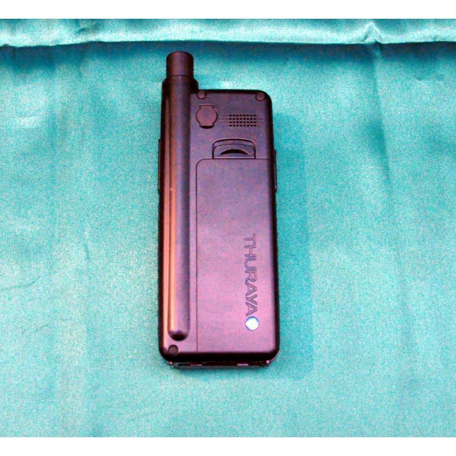 Thuraya(スラーヤ) XT Pro 衛星携帯電話 SIMフリー プリペイドSIM付 typebluejp 05
