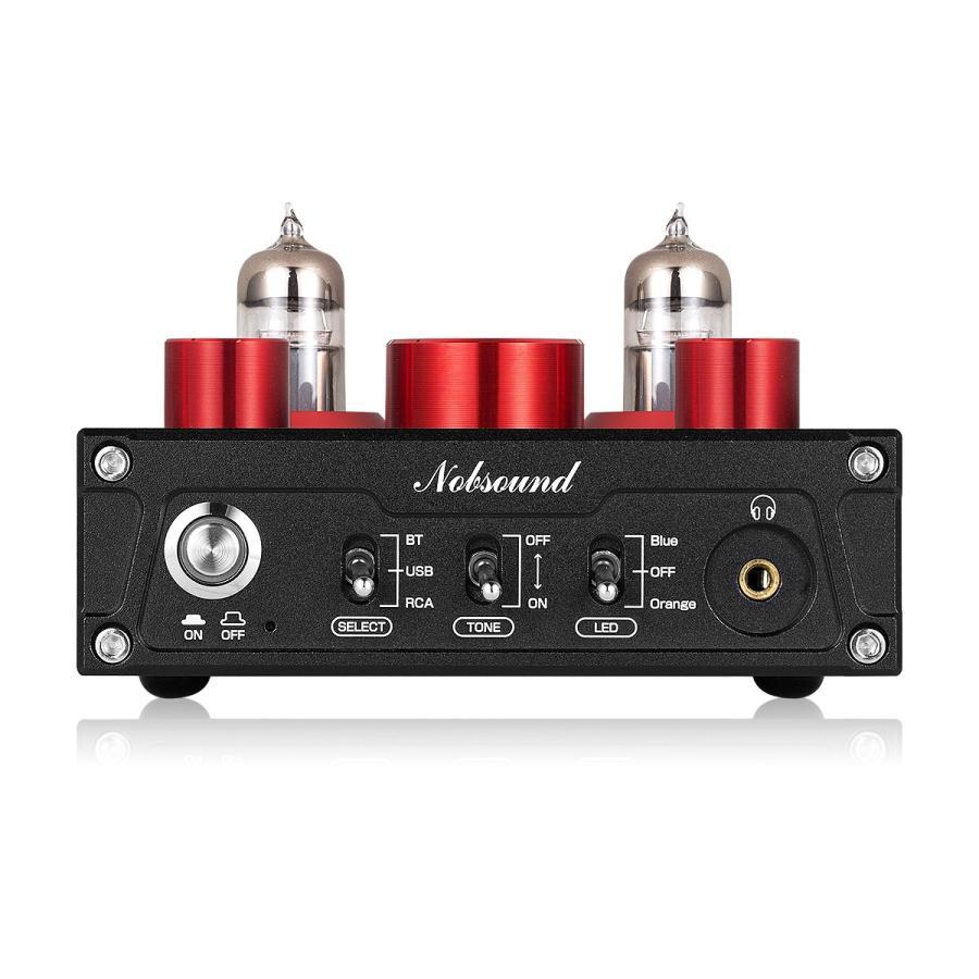 Nobsound P1 RPO HiFi Bluetooth 5.0 真空管プリアンプ USB DAC APTX プリアンプ tysj-online 08