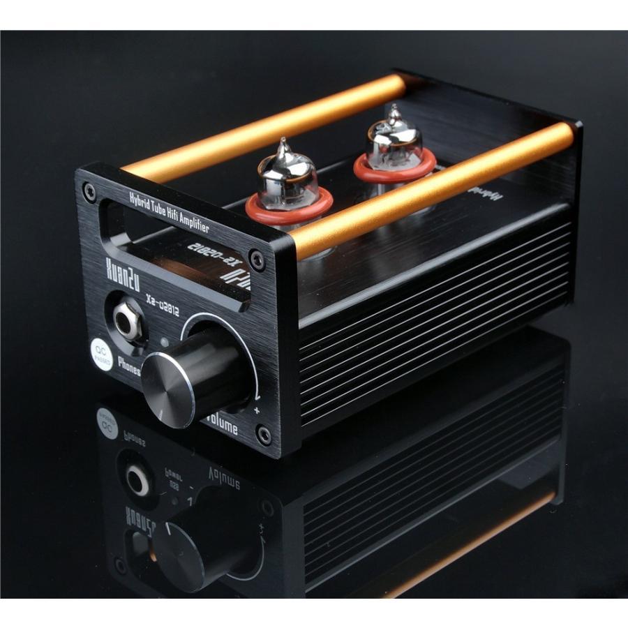 XuanZu Xz-U2012 2P2 + VMOSクラスA ハイブリッド 真空管 アンプ ヘッドホンアンプ USB DAC HiFi プリアンプ USB DAC|tysj-online
