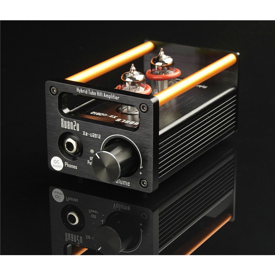 XuanZu Xz-U2012 2P2 + VMOSクラスA ハイブリッド 真空管 アンプ ヘッドホンアンプ USB DAC HiFi プリアンプ USB DAC|tysj-online|11