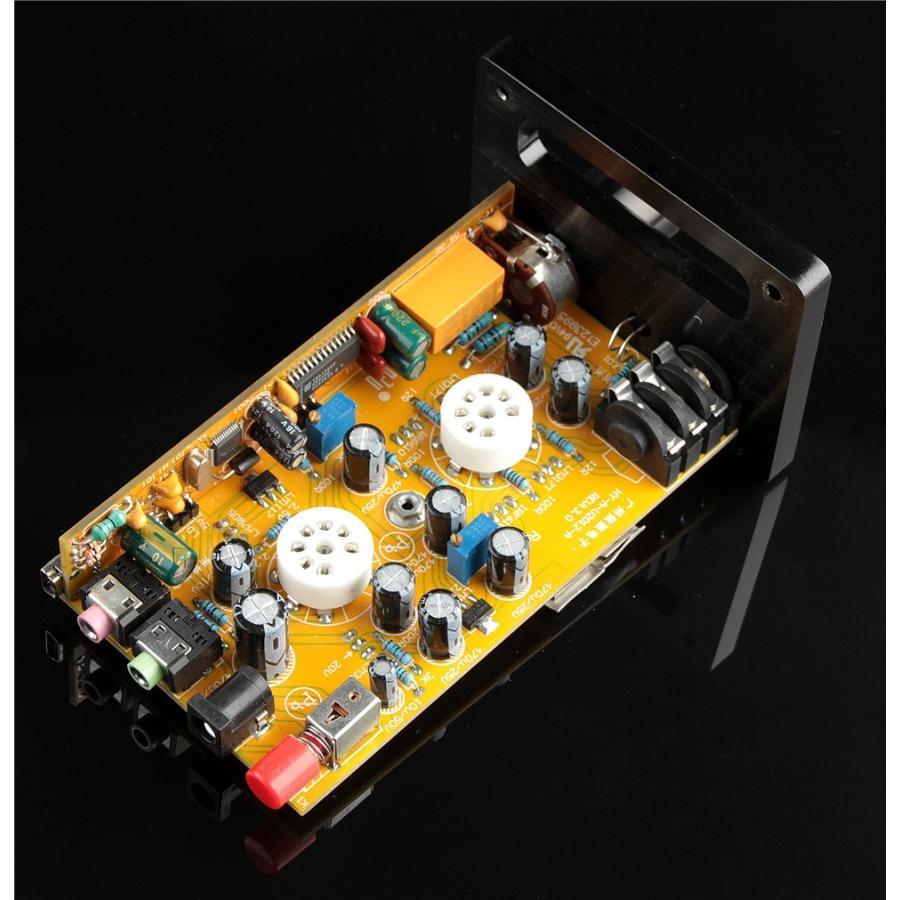 XuanZu Xz-U2012 2P2 + VMOSクラスA ハイブリッド 真空管 アンプ ヘッドホンアンプ USB DAC HiFi プリアンプ USB DAC|tysj-online|14