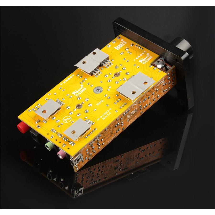 XuanZu Xz-U2012 2P2 + VMOSクラスA ハイブリッド 真空管 アンプ ヘッドホンアンプ USB DAC HiFi プリアンプ USB DAC|tysj-online|15