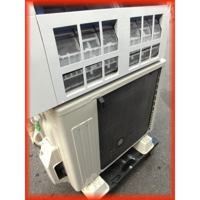 家庭用ルームエアコン 2.2k〜6畳用 富士通 ノクリア AS-R22G-W 自動フィルター掃除機能 2017年製 壁掛け用 現状 冷房 暖房 100V|tyubo110|07