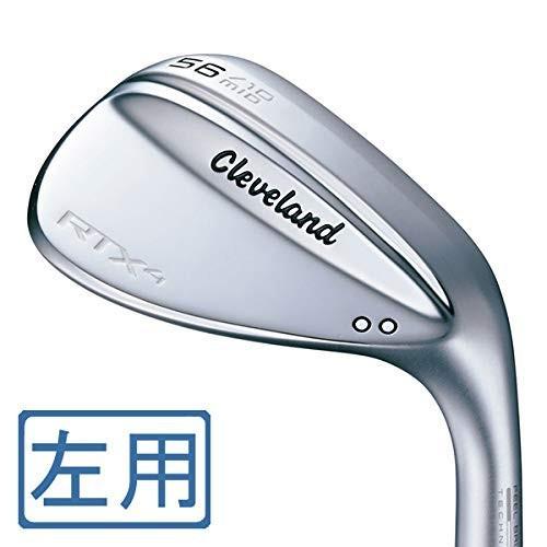 クリーブランドゴルフ(Cleveland GOLF) RTX4 ウエッジ ツアーサテン仕上げ 50-10(MID) ダイナミックゴールドシャ
