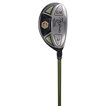 Roots Golf(ルーツゴルフ) ユーティリティ ザ・ルーツSuiユーティリティ U4 フレックス:R2 Suiシャフト メンズ Sui