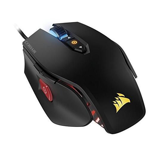 Corsair M65 PRO RGB -黒- ゲーミングマウス 『スナイパーボタン 12,000dpiセンサー FPSゲーム向け』
