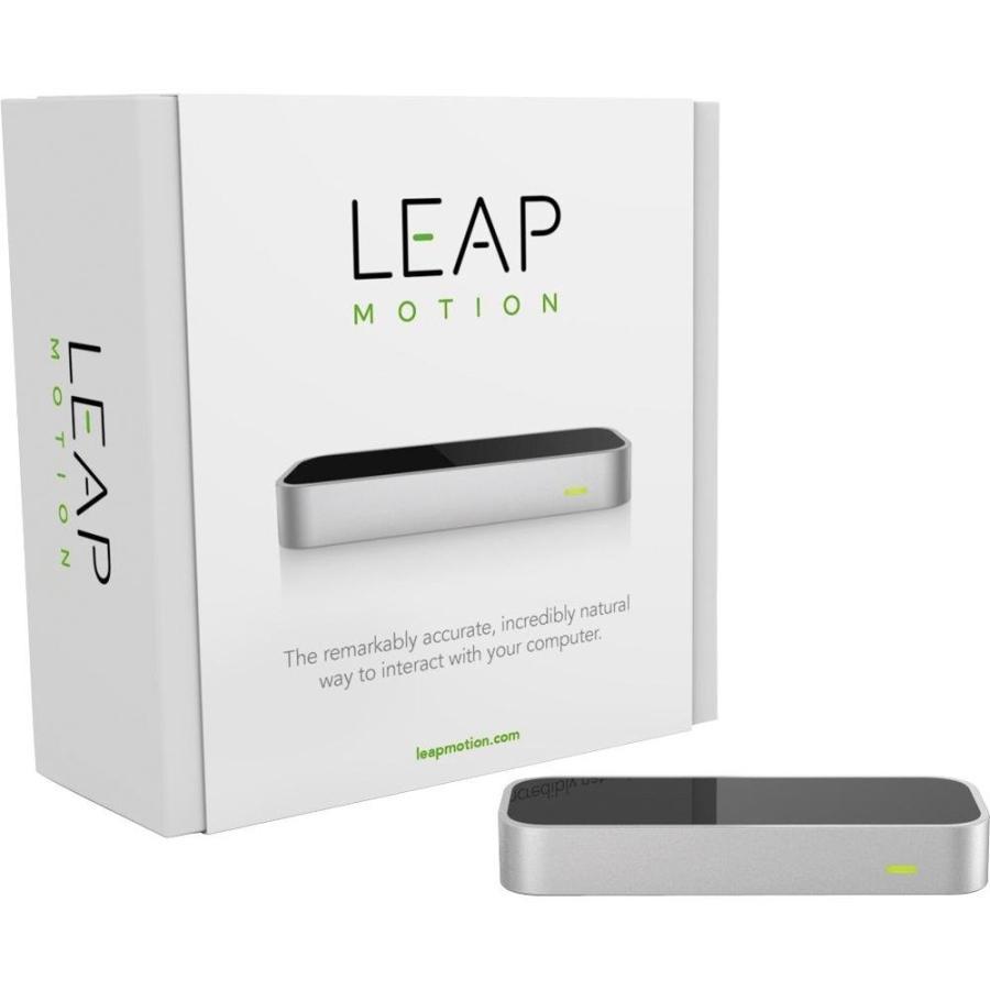 Leap Motion 小型モーションコントローラー 3Dモーション キャプチャー システム 並行輸入品