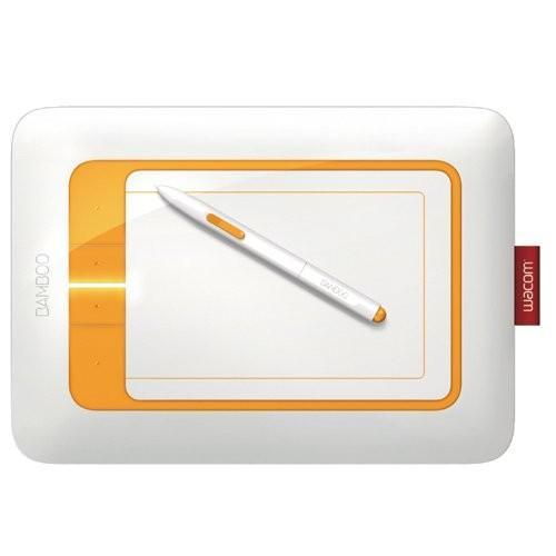 Wacom ペンタブレット Sサイズ フォトショップエレメンツ&ペインターエッセンシャルズ付属 BambooFun CTH-461/W0
