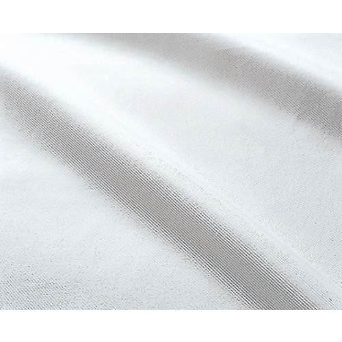 Sealy(シーリー) シグノ ボックスシーツ ホワイト 厚さ48cm ダブルワイド