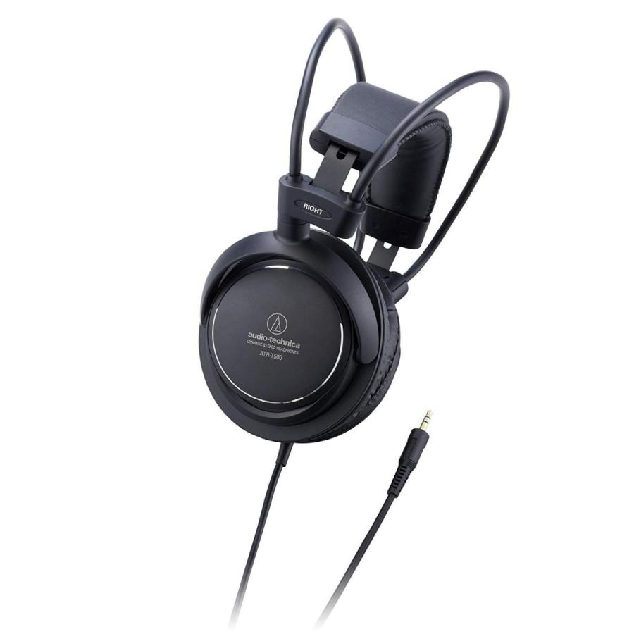 audio-technica 密閉型ヘッドホン ATH-T500
