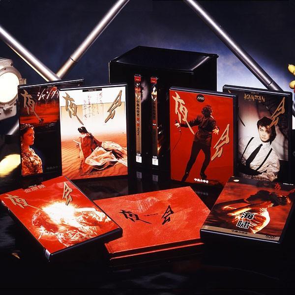 中島みゆき 夜会 DVD全8巻