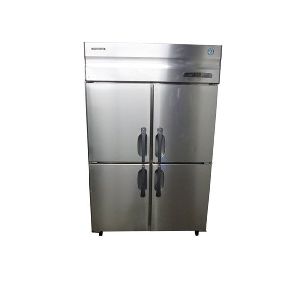 EA1708|縦型4面冷凍冷蔵庫(2凍2冷蔵) ホシザキ W1200 D650 H1890mm