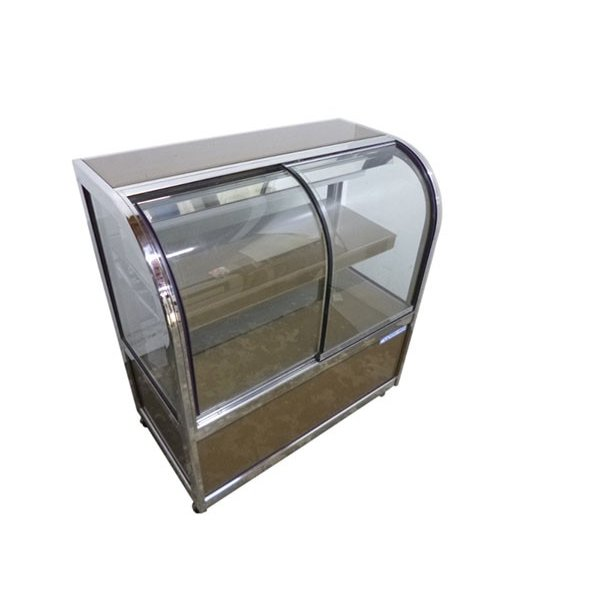 EC0509|業務用 冷蔵ショーケース(ケーキ用) 株式会社大穂製作所 W900×D500×H980mm