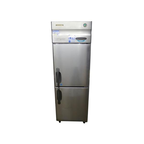 EG1007|業務用 厨房用 2面冷凍冷蔵庫 ホシザキ HRF-63XT-ED W625×D670×H1900mm