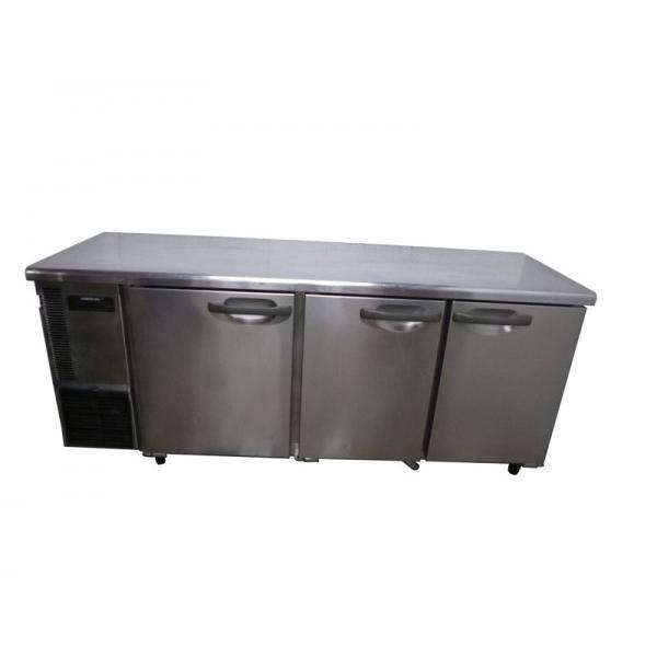 EL2802|業務用 厨房用 台下冷凍冷蔵庫 ホシザキ RFT-180SNE W1800×D600×H800mm