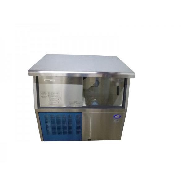 FG0105|業務用 全自動製氷機 14年 SIM-S6500UA 65kg パナソニック W805×D600×H800mm 中古