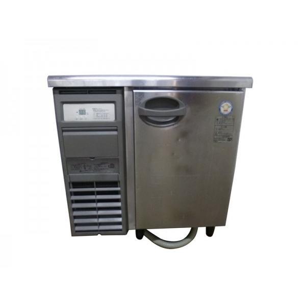 FI2113 1ドア台下冷蔵庫 フクシマ YRC-080RM2 15年式 W755×W600×H800mm 中古 業務用