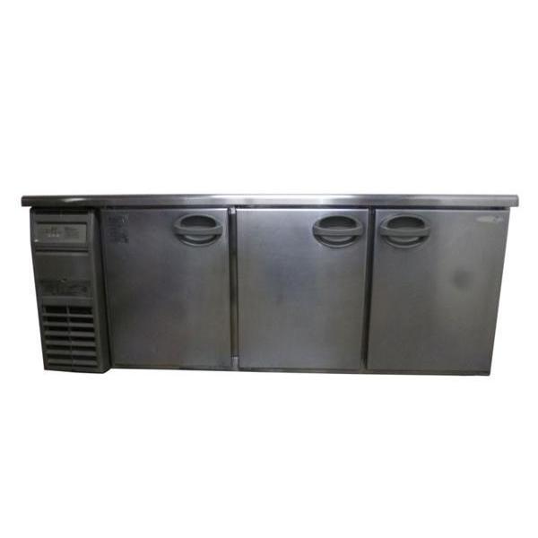 FJ2705|台下冷凍冷蔵庫 11年 YRC-181PE フクシマ 中古 業務用 W1800×D600×H800mm