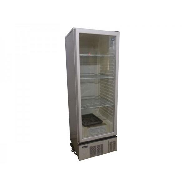 ◆GC0309|冷蔵ショーケース ホシザキ USB-63B W630×D665×H1865mm 中古 業務用