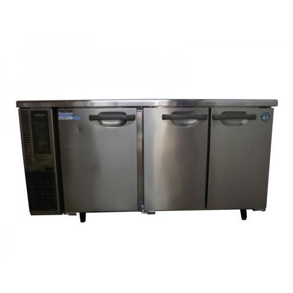 GC2014|台下冷凍冷蔵庫 15年製 ホシザキ RFT-150PTE W1500×D450×H800mm 業務用 厨房用 中古