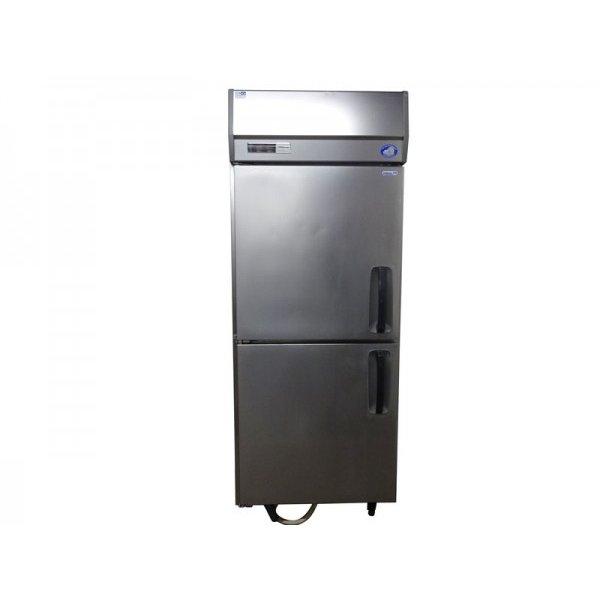 GI2905|縦型2面冷凍冷蔵庫 SRR-J761CVA パナソニック 2012年製 W750×D650×H1930mm 中古 業務用