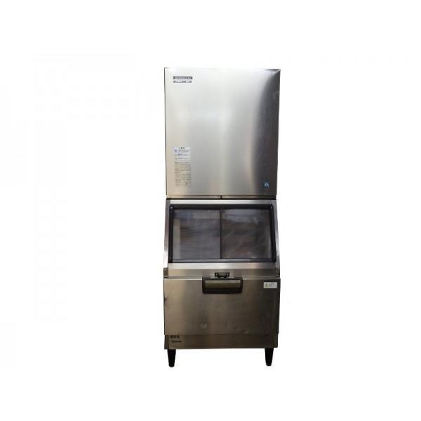 HA1201|全自動製氷機 IM-230AWL-1 ホシザキ 3相200V W700×D800×H1845mm 中古 業務用 アイスメーカー キューブアイス