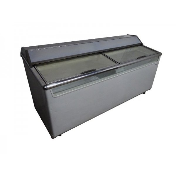 ●HD1707|冷凍ショーケース SCR-1813 サンヨー 3相200V W1800XD720XH900mm 中古 店舗用 業務用