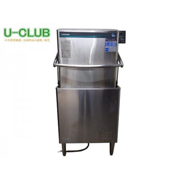 ◆IB1408|食器洗浄機 2014年製 ホシザキ JWE-680UB 3相200V 60Hz専用 W640×D655×H1425mm 業務用 厨房用 中古