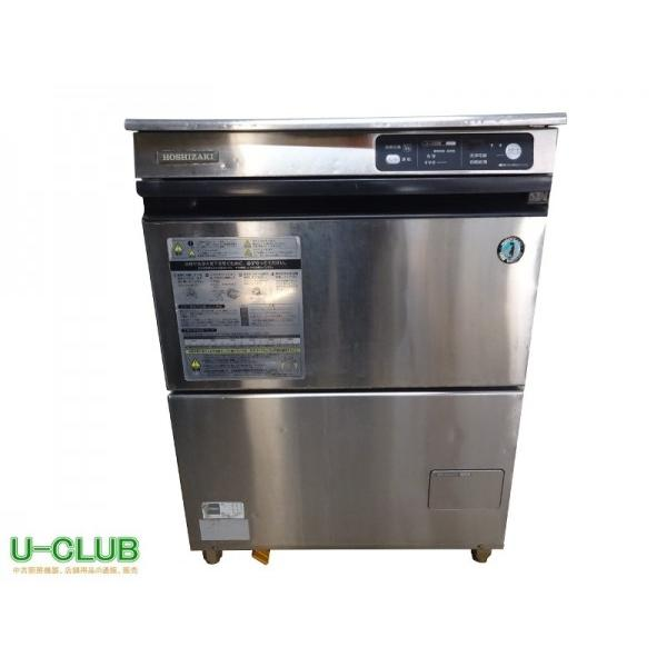 ◆ID0203 食器洗浄機 ホシザキ JWE-400TUA3 3相200V W600×D600×H800mm 中古 業務用 厨房用