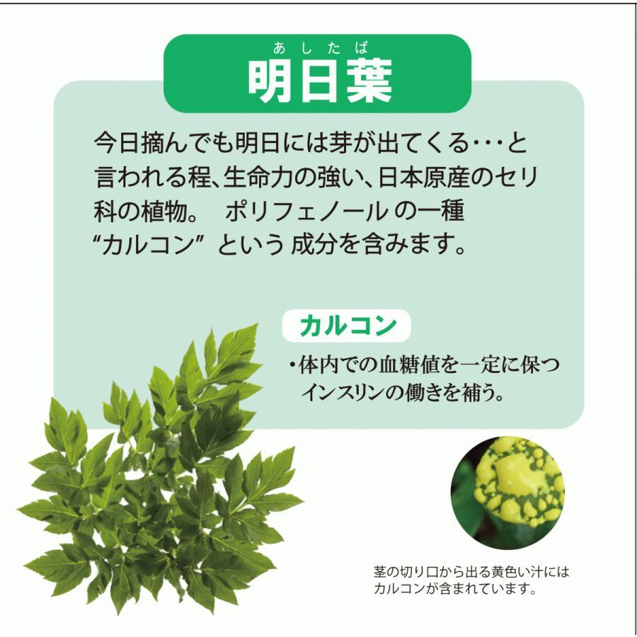 明日のセサミン  120カプセル 明日葉 発酵黒玉ねぎ 30日分 u-koryoyakuten 05
