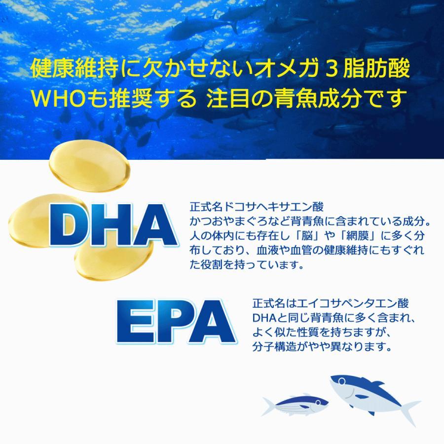 サラトナ 180粒  機能性表示食品 DHA EPA|u-koryoyakuten|06