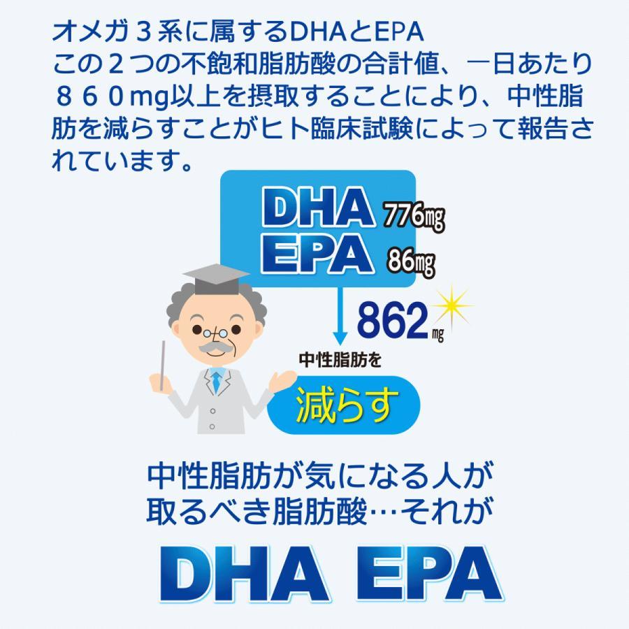 サラトナ 180粒  機能性表示食品 DHA EPA|u-koryoyakuten|07