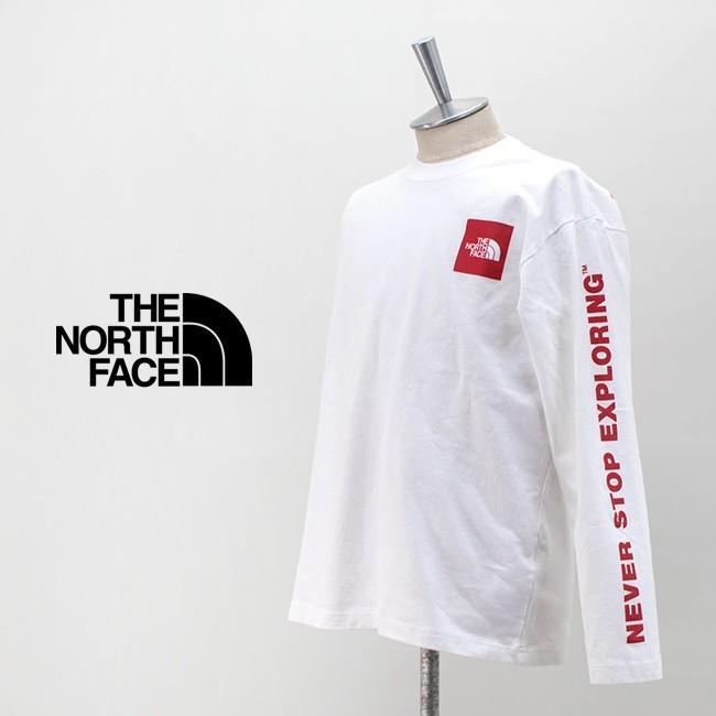 THE NORTH FACE ザノースフェイス メンズ ロングスリーブスリーブグラフィックティー(NT32042)(BASIC)|u-oak|02