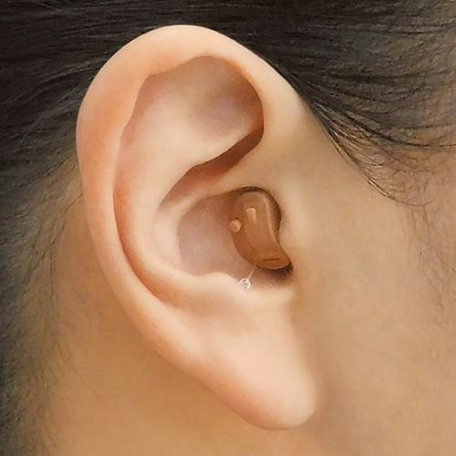 オンキヨー補聴器 両耳用セット(空気電池付き)(OHS-D21)