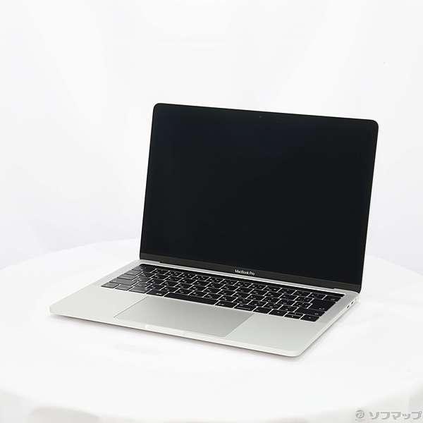 〔中古〕Apple(アップル) MacBook Pro 13.3-inch Mid 2017 MPXX2J/A Core_i5 3.1GHz 8GB SSD256GB 〔10.13 HighSierra〕〔349-ud〕