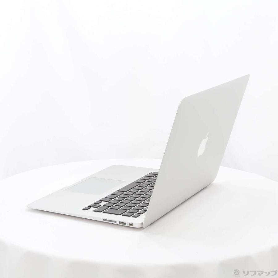 〔中古〕Apple(アップル) MacBook Air 13.3-inch Early 2015 MJVG2J/A Core_i5 1.6GHz 4GB SSD256GB 〔10.11 ElCapitan〕〔385-ud〕|u-sofmap|02
